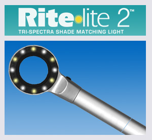 RiteLite2 Shade recorder by AdDent